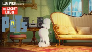 The Secret Life of Pets - Meet Leonard (HD) - Illumination