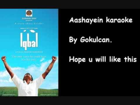 Aashayen Karaoke video