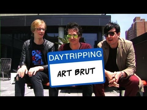 Art Brut - Invade DC Comics - Daytripping