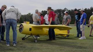 "15 Foot WingSpan RC Aircraft Flown by Damon ""DAG"" Atwood"