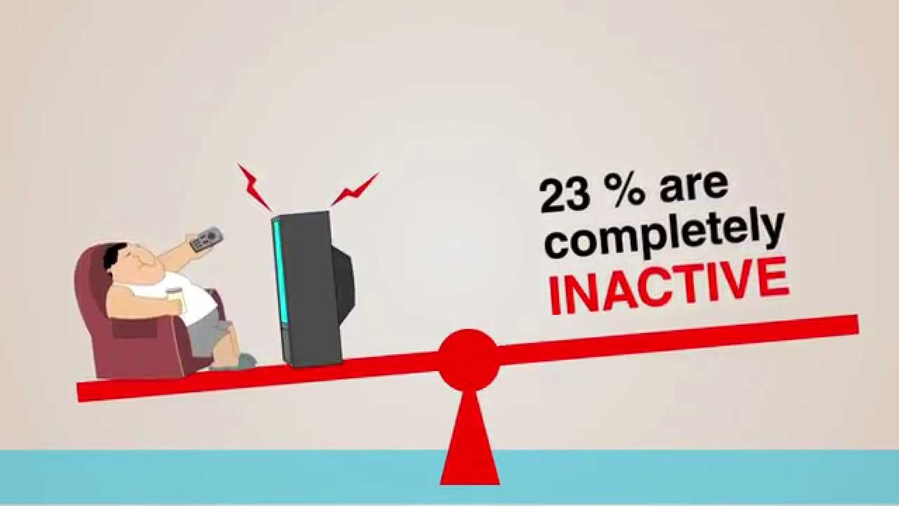 Infographic video animation