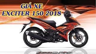 Xe Channel - Yamaha Exciter 150 2018 có gì hot cùng giá bán