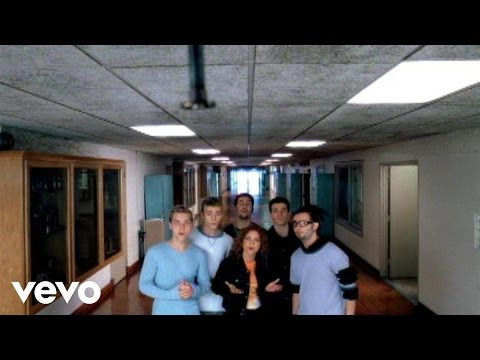 Nsync - Music Of The Heart