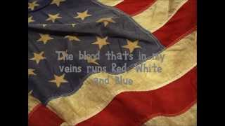 Watch Aaron Lewis Red White  Blue video