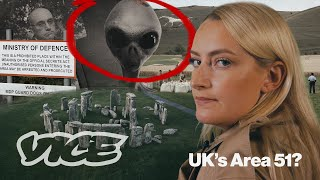 Breaking Into Military Bases with UFO Fanatics | Mystery Girl