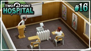 Research Licence #16 - Two Point Hospital (Mitton University) - Let's Play