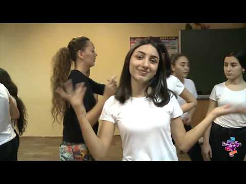 """Танцуй, школа!"": подготовка к финалу. СОШ №31"