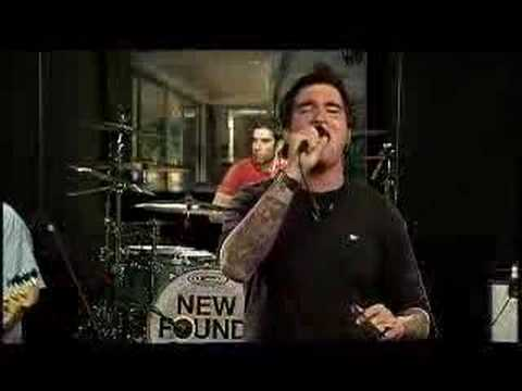 Cry Me A River(Punk Cover)-New Found Glory
