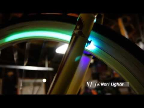 Nori Lights - Glow Bike Kit Now Available