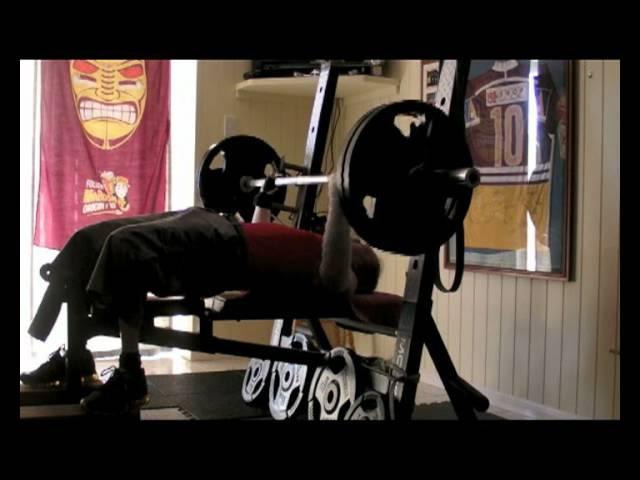Gym training week 2