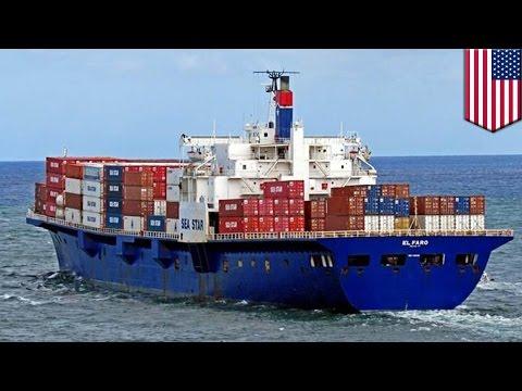 El Faro cargo ship sunk: Body found in search for missing cargo ship - TomoNews