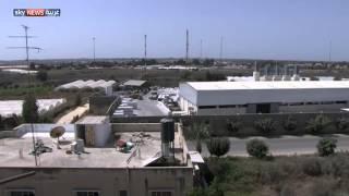 مصانع إسرائيلية تؤذي الفلسطينيين