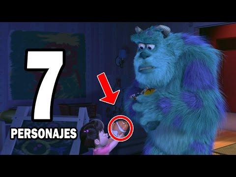 7 Personajes De Disney Ocultos En Otras Películas