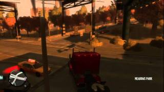 GTA 4 gameplay + xbox 360 vs ps3