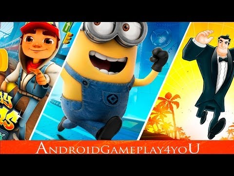 Top 10+40 Best Android Running Games of All Time! (HD)