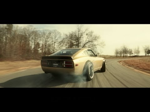Dream Like a Champion: Chris Forsberg Drifts a Rare Skyline Powered Nissan 280Z