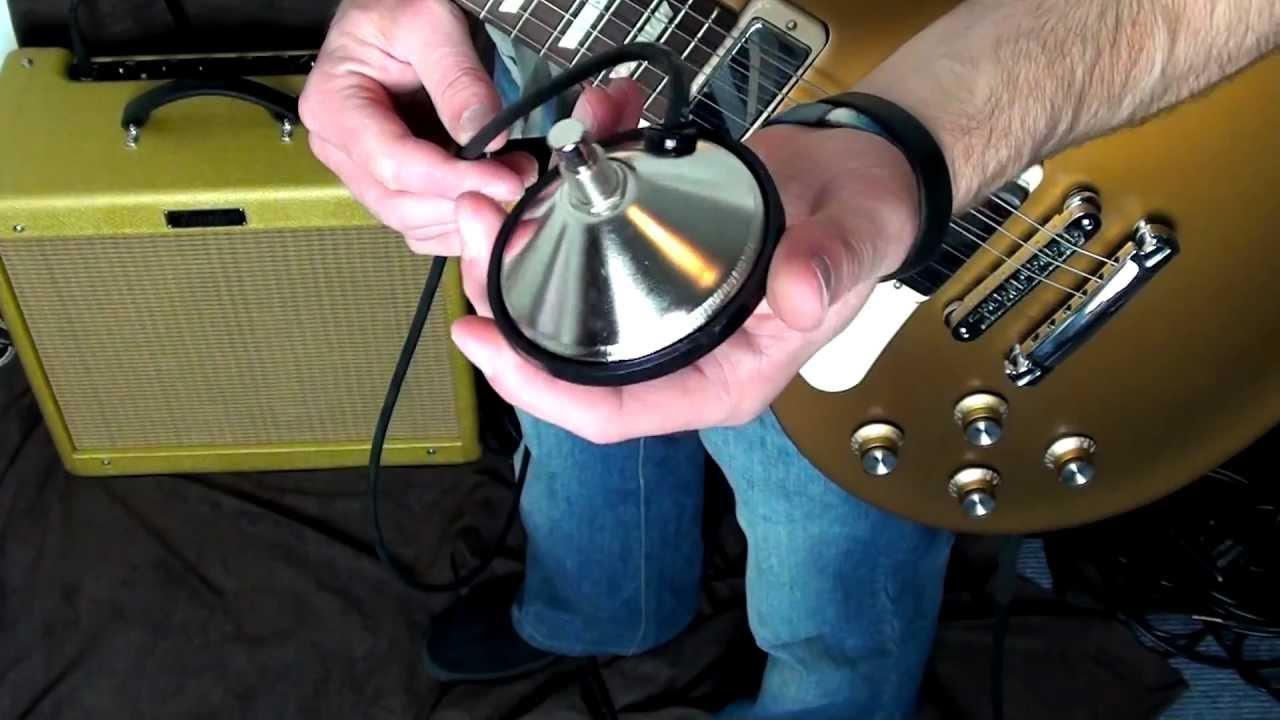 Fender Blues Jr III Fat Foot Switch YouTube