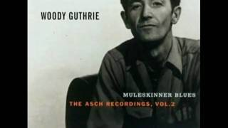 Watch Woody Guthrie Gambling Man video