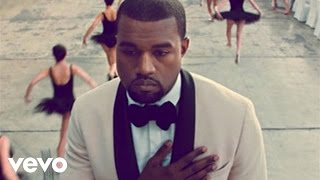 Watch Kanye West Runaway video