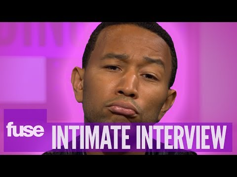 John Legend Denies He Cries During Sex - Intimate Interview