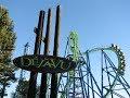 Six Flags Magic Mountain: Gone but not Forgotten rides 1971-2017