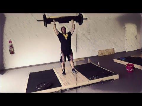 Jiří Tkadlčík - Strongman training Bratislava, 7/2015