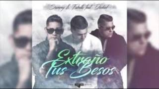 Sammy  Falsetto Ft. Darkiel - Extraño Tus Besos (By DJ Mathy Remix Base Edit DJ Charly)