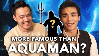 Testing the Waters with Aquaman's Ludi Lin