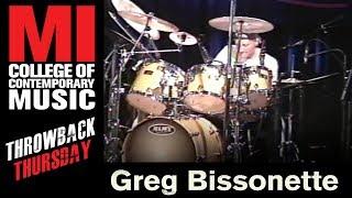 Gregg Bissonette - Musicians Institute(MI)がMIにて行われた62分のライブ映像を公開 thm Music info Clip