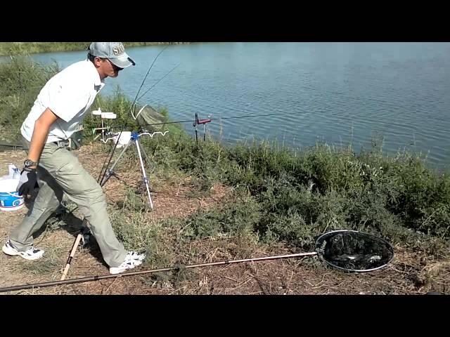фидерная рыбалка видео ютуб
