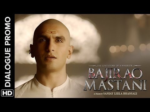 A Warrior Peshwa Who Lived By The Sword | Bajirao Mastani | Dialogue Promo