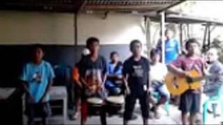 Kerennya Bocah-bocah Poso Nyanyikan 'Hip Hip Hura' (Kreatif) MANTAP