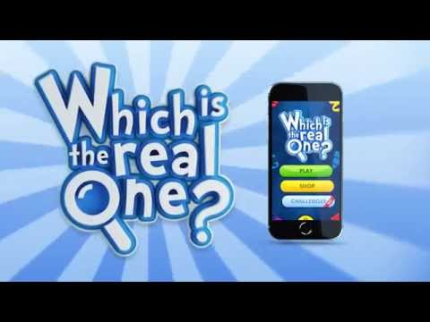 Which is the real one? - The impossible Logo Quiz APK Cover