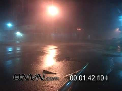 Hurricane Rita Video - Texas - 9/24/2005 Port Arthur Texas - Part 4