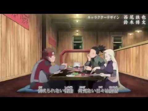 Naruto Shippuuden - Opening 20 HD [Anly -