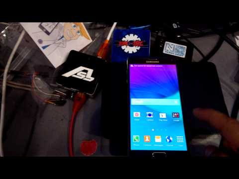 galaxy note 4 imei repair n910t