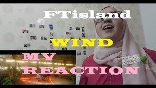 FTisland WIND mv reaction