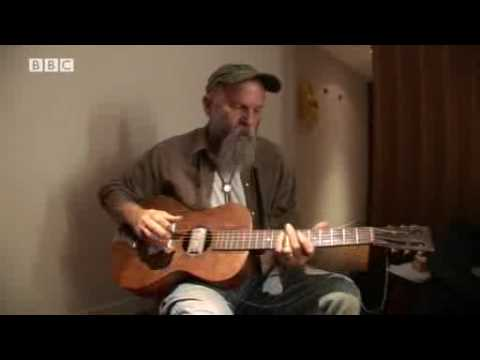 seasick steve backstage acoustic
