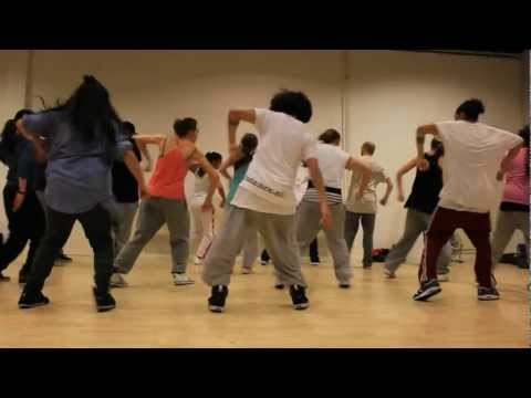 Hip Hop Intermediates EDS [Vado - Hands Down]