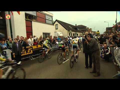 Lars Boom wint Ronde van Boxmeer