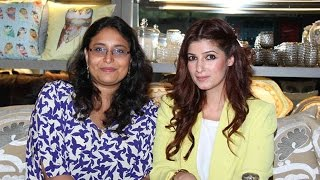 Twinkle Khanna Launches House Proud Collection @ Her The White Window Store !