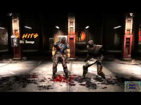 FLAWLESS FATALITY ON EXPERT!! MORTAL KOMBAT (FIGHT FRIDAY)