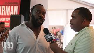 "Booker T on Nate Diaz Fighting Anthony Pettis: ""I Question It But the Diaz Brothers Are Tough Guys"""