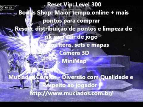 Muciados Servidor Brasileiro de Mu Online - Season 4