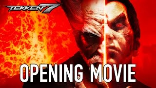 Tekken 7 - PS4/XB1/PC - The Mishima feud (Official Opening Movie)