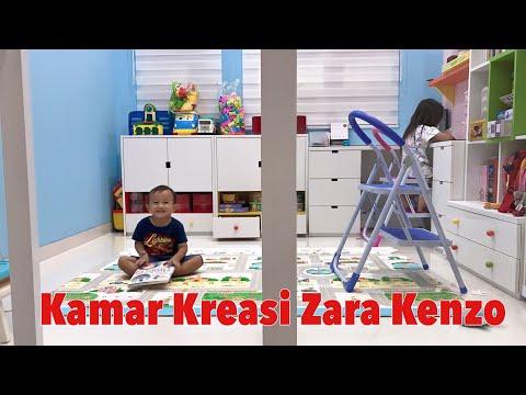 Ini dia Kamar Kreasi dan Belajar Zara Yang Baru 🎉 Children's Room Ideas, Design and Inspiration