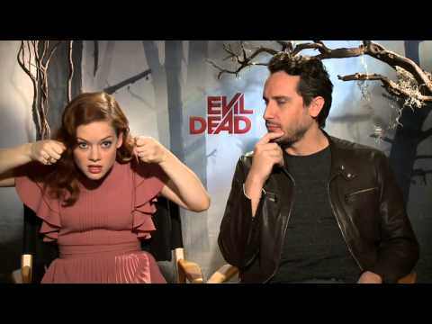 Evil Dead's Jane Levy and Fede Alvarez - Interview
