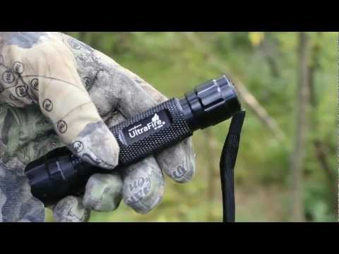 UltraFire  LED Flashlight Torch CREE XM-L T6 1000 Lumen review!