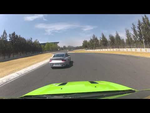 Focus RS Trackday Hermanos Rodriguez 3er heat