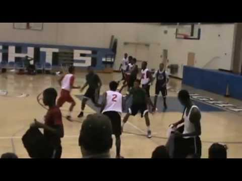 Dakaria King 6'0 - PG - 2014 Morningside High School Basketball